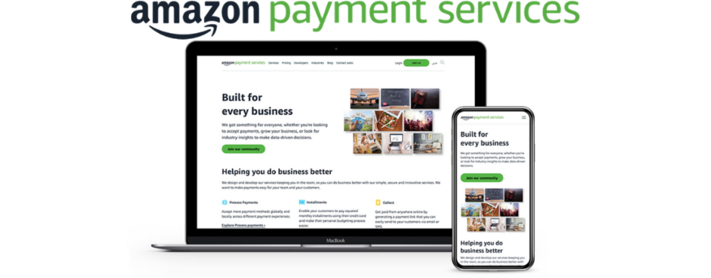 Amazon Payment Services Kicks off in MENA Region