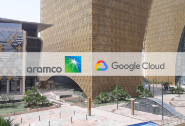 Aramco Teams up With Google Cloud Services for Push Into Saudi Market