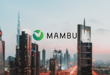 Cloud Banking Platform Mambu Expands Its Reach With New Office in the UAE