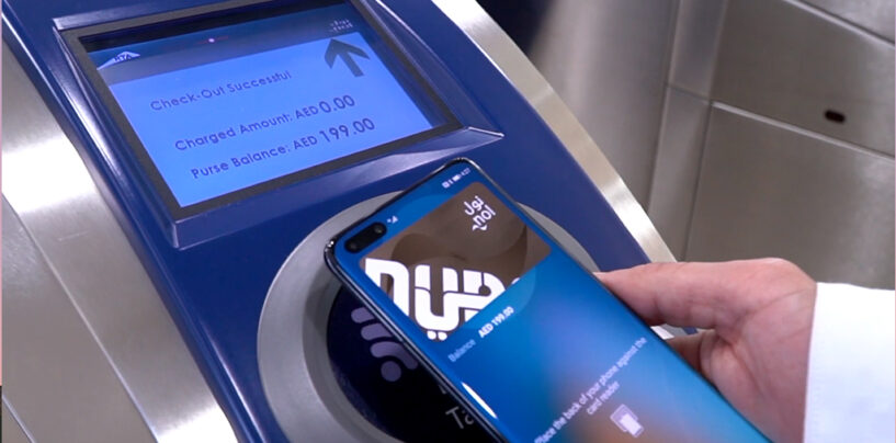 Dubai's Road Transport Authority Launches Smart Payment Card