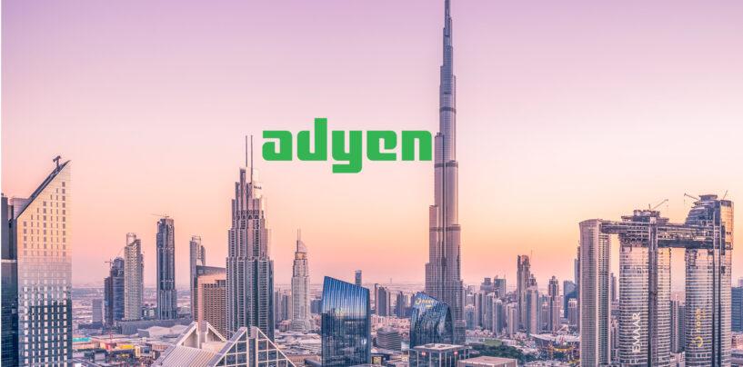 Dutch Payments Platform Adyen to Expands to Dubai