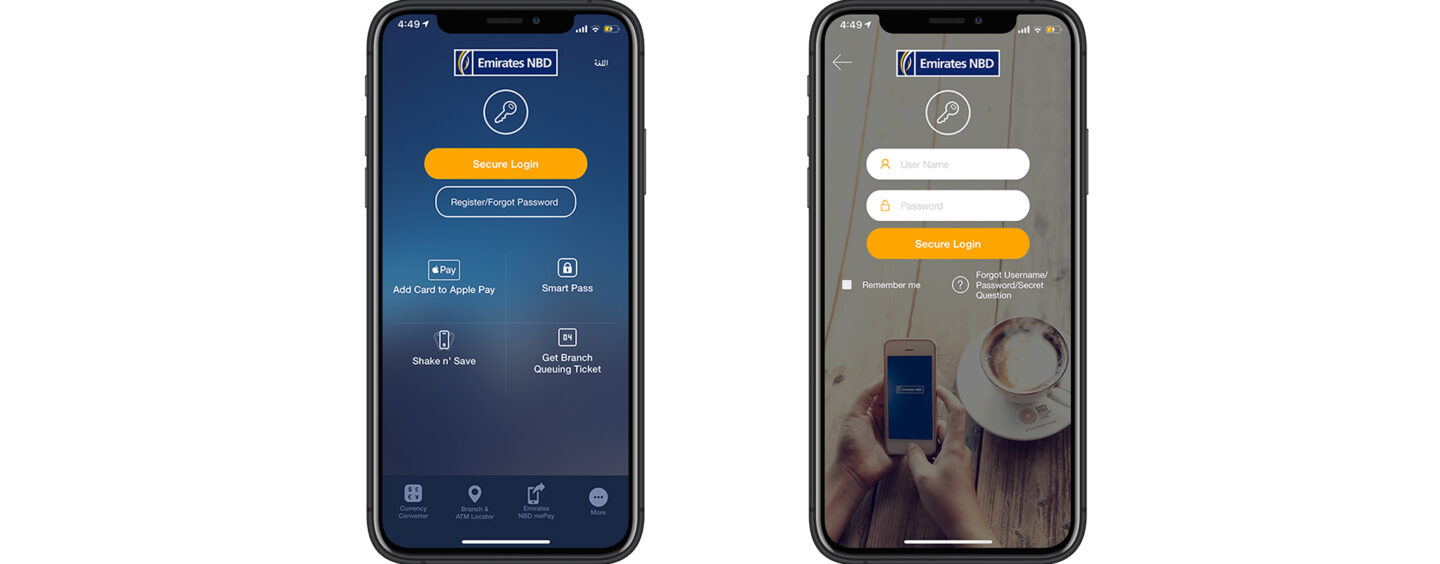 Emirates NBD Integrates With UAE PASS for Digital Onboarding