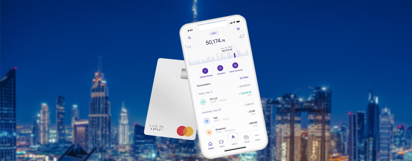 Neobank YAP Debuts as the First Independent Digital Banking Platform in the UAE