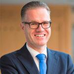 Dr. Bernd van Linder, Chief Executive Officer of Commercial Bank of Dubai CBD Investr