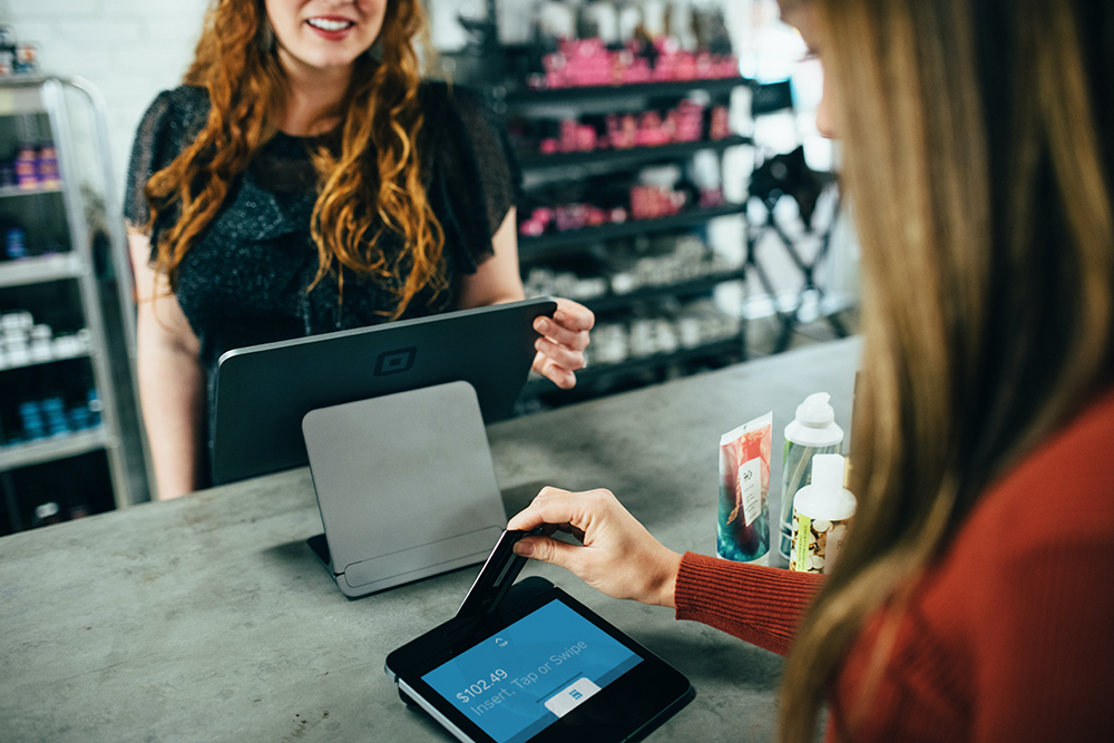 Contactless payments surge in popularity