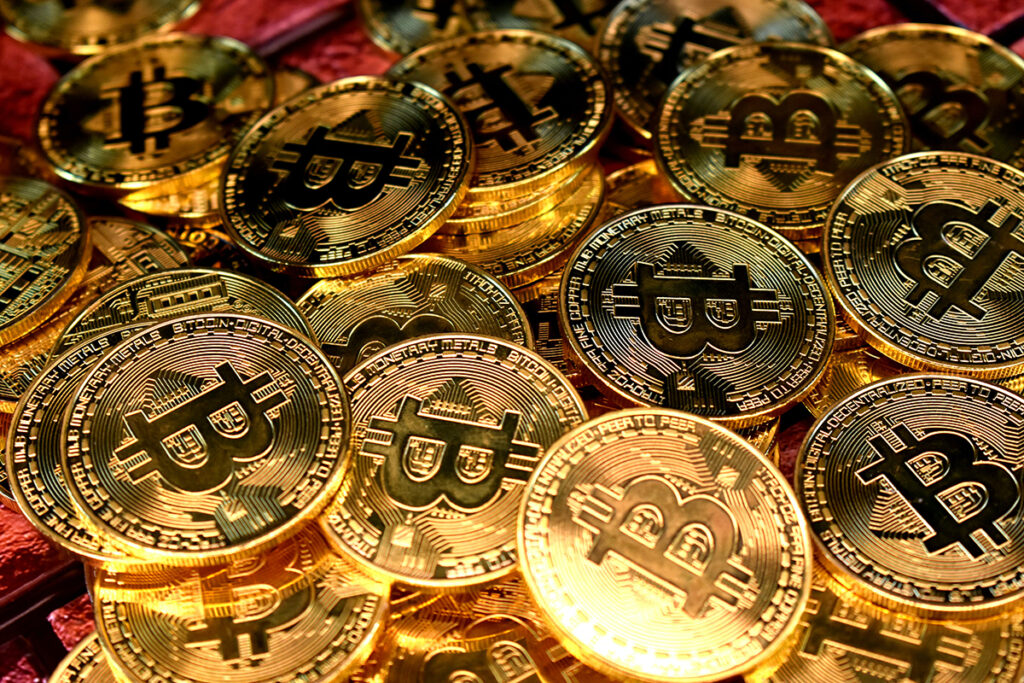 Cryptocurrency gains ground