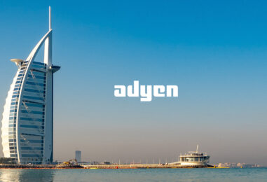 Dutch Payments Platform Adyen Expands Its Acquiring Offering to the UAE
