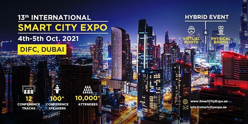 13th International Smart City Expo 2021