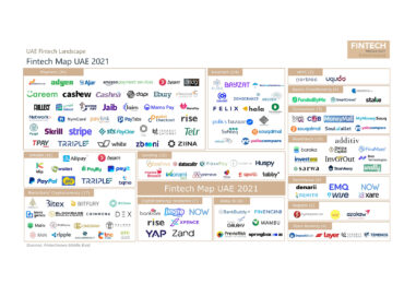 UAE Fintech Report and Map 2021: Fintech is Booming in Dubai and Abu Dhabi