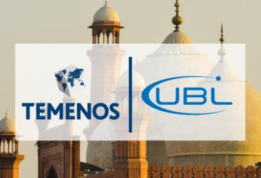 Pakistani Digital Bank UBL Partners Temenos for Its Digital Transformation