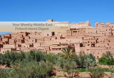 Your Weekly Middle East Fintech News Digest (Aug 30 to Sep 6)